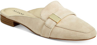 Alfani Women's Aidaa Slip-On Mules, Only at Macy's $59.50 thestylecure.com