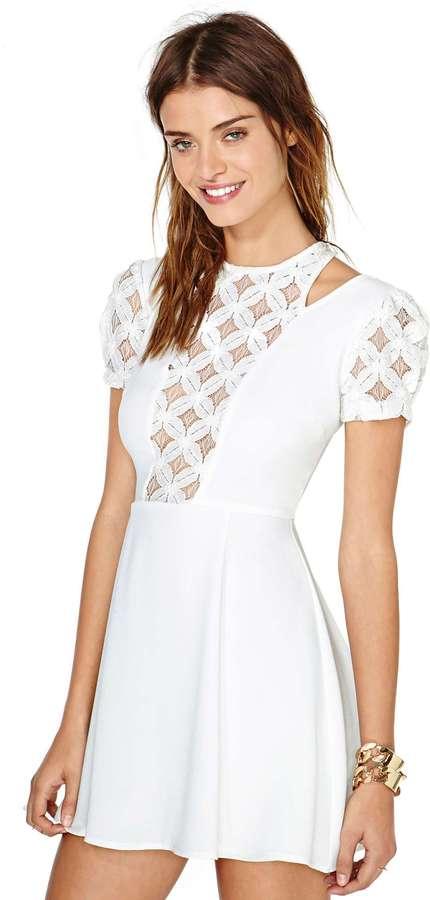 Nasty Gal Illuminate Dress