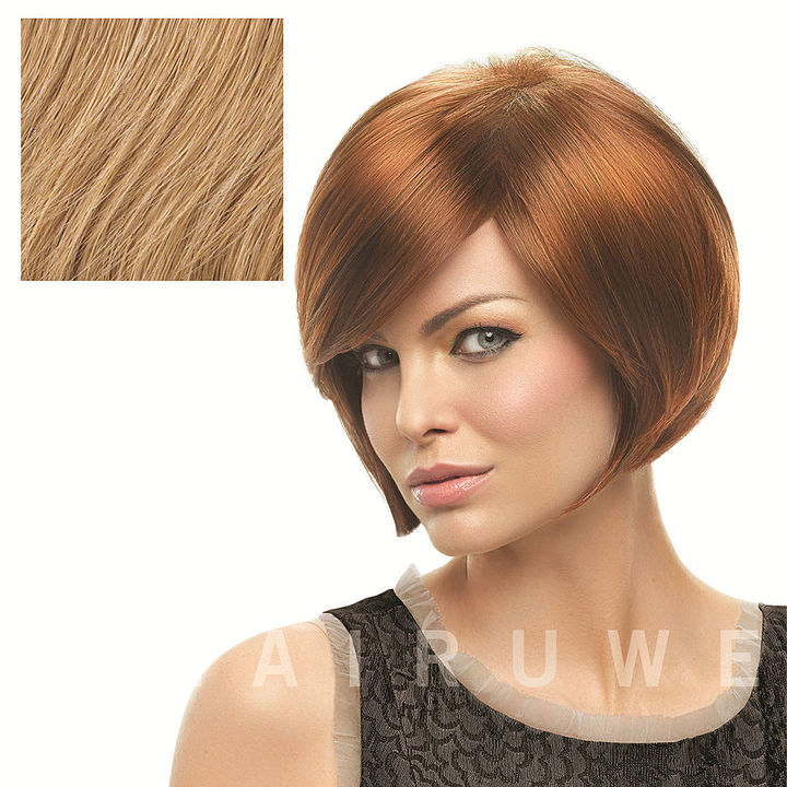 Layered Bob Wig, Chestnut 1 Wig