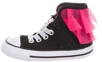 Converse Girls' Allstar High-Top Sneakers