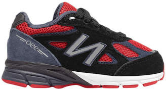 New Balance Colorblocked Low-Top Sneaker