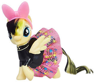 My Little Pony The Movie Sparkling and Spinning Skirt Songbird Serenade