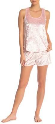 PJ Salvage Crushinit Velvet PJ Shorts