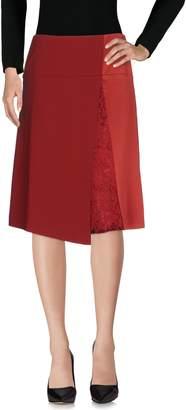 Caractere Knee length skirts - Item 35327128HW