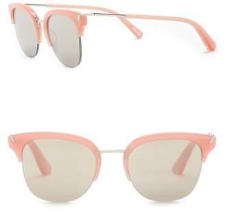 Elizabeth and James Burke 52mm Clubmaster Sunglasses