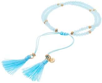 Lauren Conrad Birth Month Tasseled Slipknot Bracelet