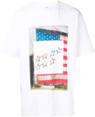 Calvin Klein Jeans Est. 1978 American flag T-shirt