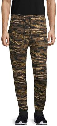 PUMA X XO Men's PUMA X XO Camo-Print Pants