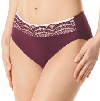 Warner's Warners Women's No Pinching. No Problems. Lace Hi-Cut Panty RT7401P