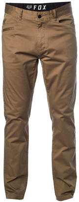 Fox Men's Stretch Chino Pants