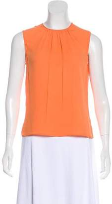 Miu Miu Sleeveless Knit Top