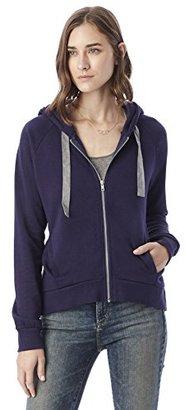 Alternative Women's Modal Fleece Caroline Hoodie Sweatshirt $20.40 thestylecure.com