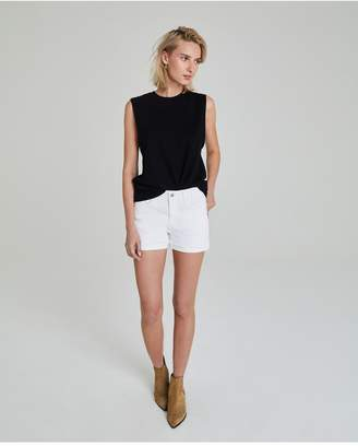 AG Jeans The Hailey Shorts - White