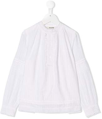 Zadig & Voltaire Kids Ivy blouse