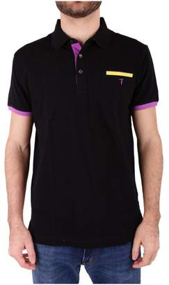 Trussardi Cotton Polo Shirt