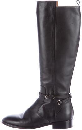 Balenciaga Balenciaga Chameau Pelle Boots