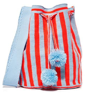 Sophie Anderson Lilla Bucket Bag $290 thestylecure.com
