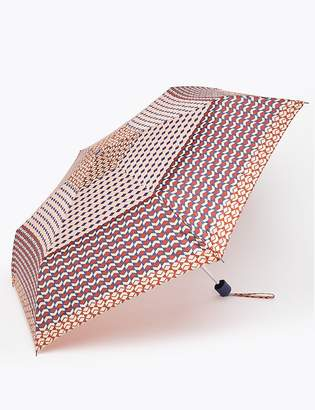 M&S CollectionMarks and Spencer Geometric Print Umbrella