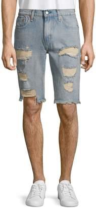 Levi's 511 Slim-Fit Cut-Off Denim Shorts