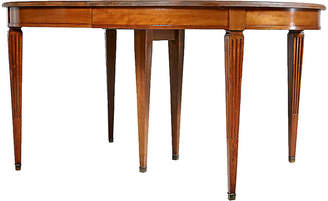 One Kings Lane Vintage 1950s Kindel Cherry Dining Room Table - 2-b-Modern
