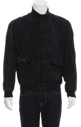 Fratelli Rossetti Lightweight Suede Jacket