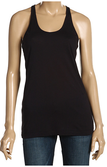 7 For All Mankind - Racerback Tank (Black)