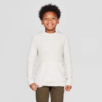 BEIGE Art Class Boys' Long Sleeve Thermal Sweatshirt - art class