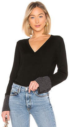 Equipment Ursula V Neck Sweater