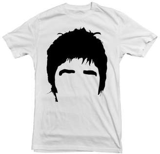 Oasis Dicky Ticker Men's Noel Gallagher T-shirt Hair