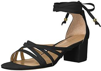 Adrienne Vittadini Footwear Women's Alesia Block Heel Dress Sandal