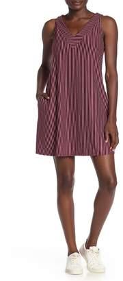 Socialite Knit Swing Dress