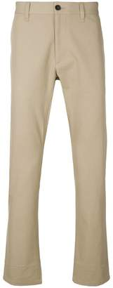 MSGM straight-fit trousers