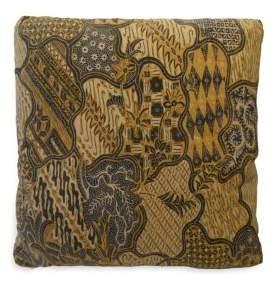 Andrianna Shamaris Antique Ceremonial Cotton Pillow