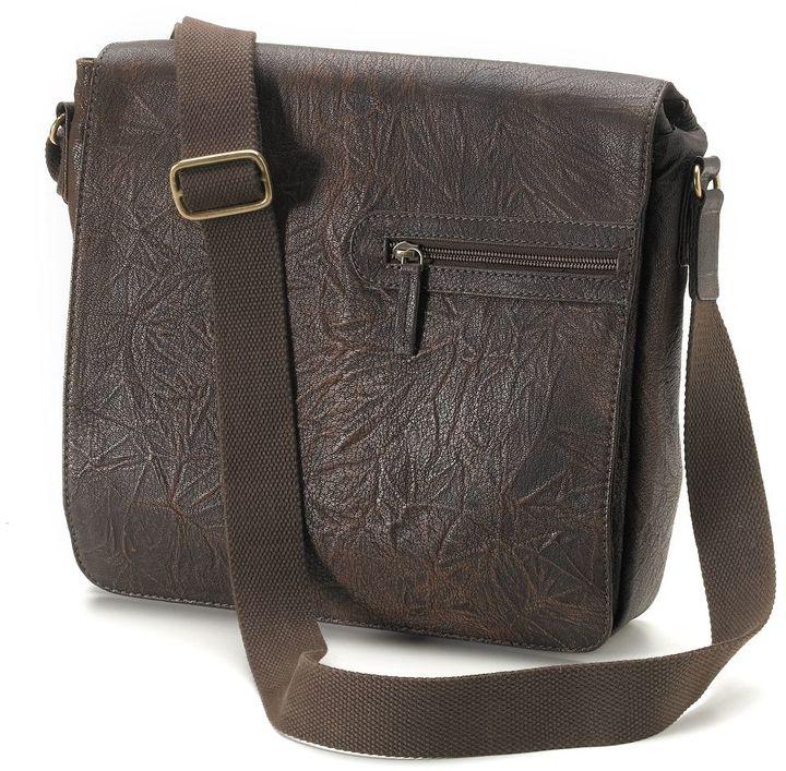 Hidesign Willoughby Messenger Bag