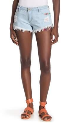 Show Me Your Mumu Cabo Cutoff Denim Shorts