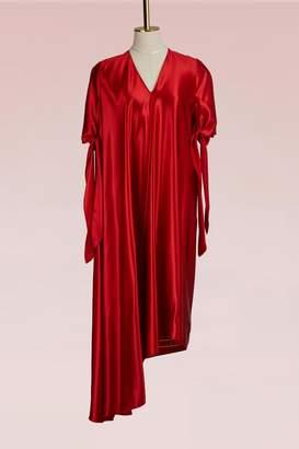 Maison Margiela Midi-length Fluid Dress