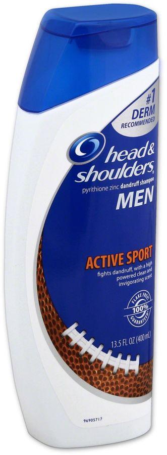 Head and Shoulders® 13.5 oz. Active Sport Dandruff Shampoo for Men