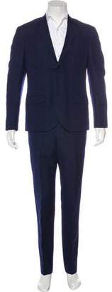 Marc Jacobs Wool & Paper Suit