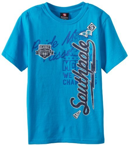 Southpole Kids Boys 8-20 Matching and S Logo Graphic Tee with Cap