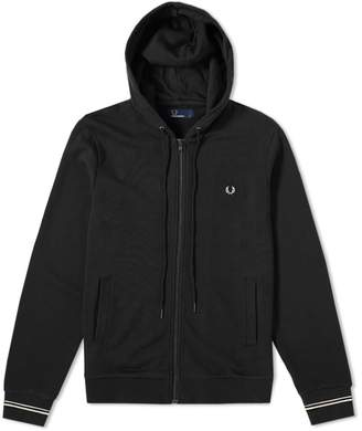 Fred Perry Authentic Hooded Sweat