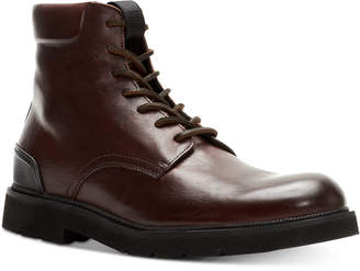 Frye Men Terra Leather Lace-Up Boots Men Shoes