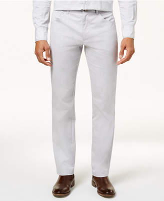 INC International Concepts I.n.c. Men's Slim Fit Pants, Created for Macy's