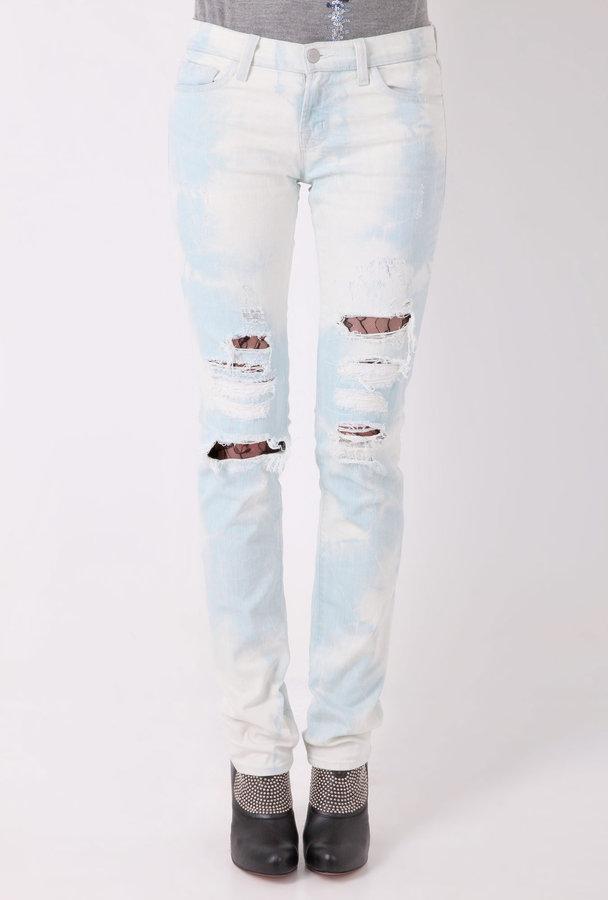 J Brand Low Rise Thrasher Jean