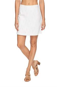 Nude Lucy Marley Linen Skirt