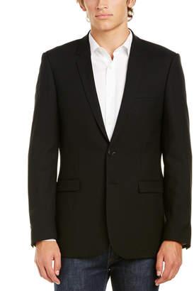 Sandro Fire V Wool Suit Jacket