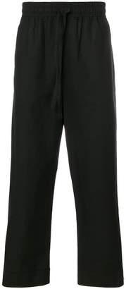 Damir Doma side stripe track pants