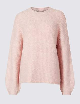 Marks and Spencer Cosy Round Neck Jumper