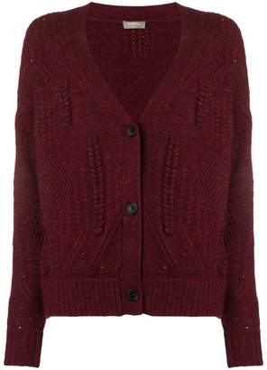 N.Peal cable-knit cardigan