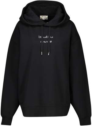 Acne Studios Fyola hooded sweatshirt.