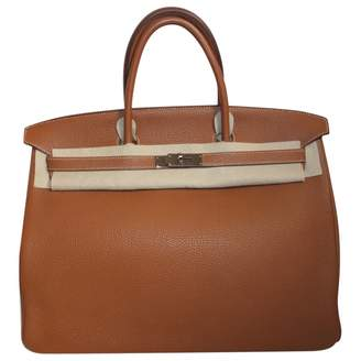 032fc7f974e4 Pre-Owned at Vestiaire Collective · Hermes Birkin 40 Leather Handbag
